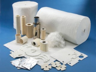 Fiberglass Needled Mat and Product